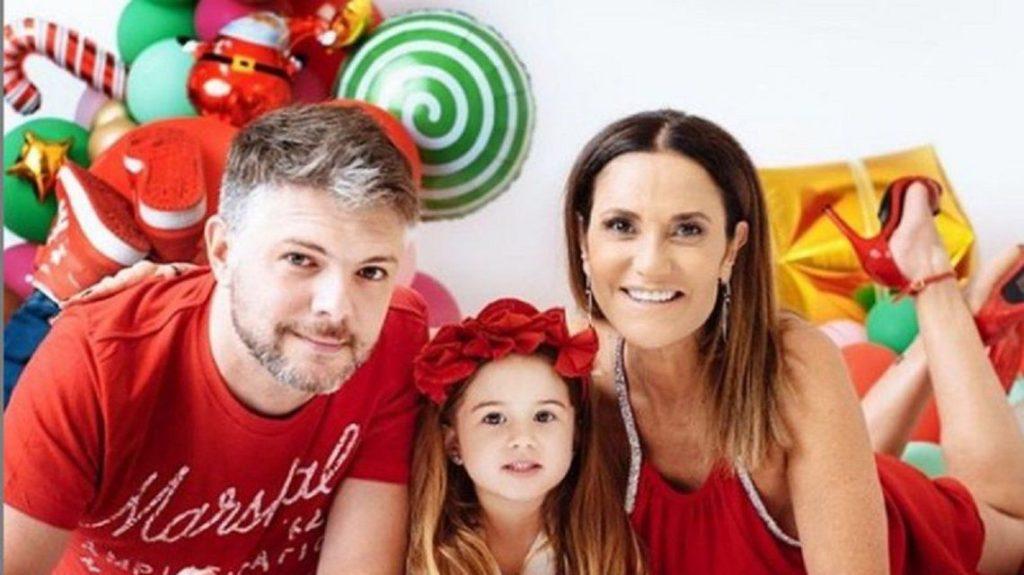 Internaron de urgencia a María Fernanda Callejón, su marido y su hija