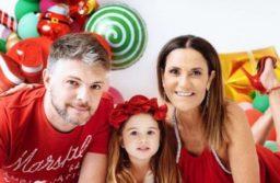 María Fernanda Callejón y su familia recibieron el alta médica y ya se encuentran en su hogar