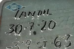 Tandil bajo cero: la ciudad registró la temperatura más baja de la toda la provincia