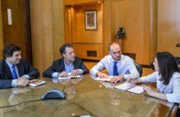 Martín Guzmán ya se reunió con el FMI en los últimos meses por la duda externa