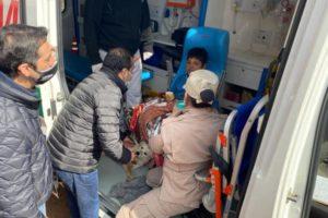 Un niño estuvo perdido por 19 horas y sobrevivió junto a sus perros