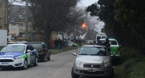 Caso Milagros: Incendian departamentos en el Barrio Pampa y enfrentan a la policía a balazos