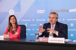 Alberto Fernández y Raverta encabezaron el encuentro federal de la ANSES