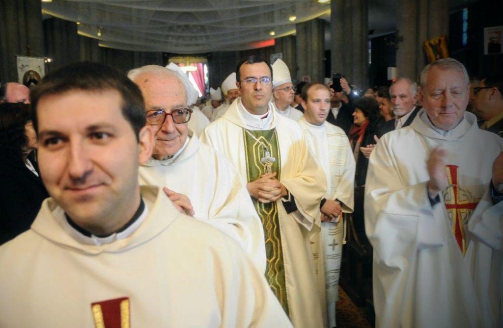 El obispo saludó a los sacerdotes de la diócesis por el día del párroco