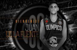 Juan Esteban de la Fuenta deja Quilmes y se suma a Olímpico