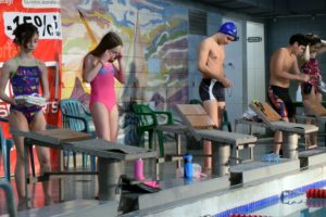 Volvió la actividad en el Club Kimberley con la reapertura del natatorio