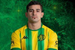 Leandro Maciel renovó su contrato con Aldosivi