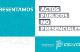 Educación Bonaerense presentó los actos públicos digitales para cargos docentes