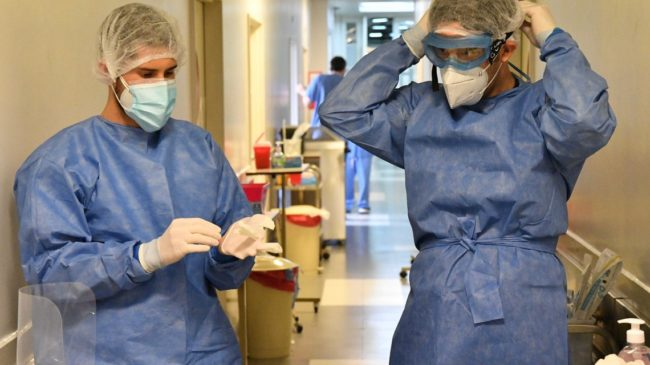 Fueron confirmados 12.701 nuevos casos de COVID-19 y 345 muertes en 24 horas