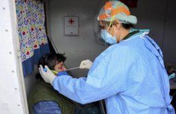 Coronavirus: hubo 197 muertos y 11.945 casos en las últimas 24 horas en todo el país