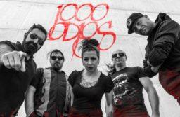 """1000 Odios anticipó su nuevo disco con el tema """"Carcosa"""""""