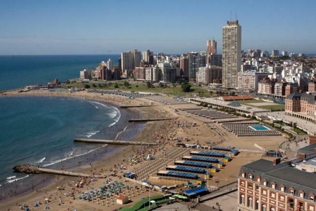 Según una asociación hotelera, ya han dejado de operar casi 4000 emprendimientos turísticosFuente: LA NACION - Crédito: Mauro V. Rizzi
