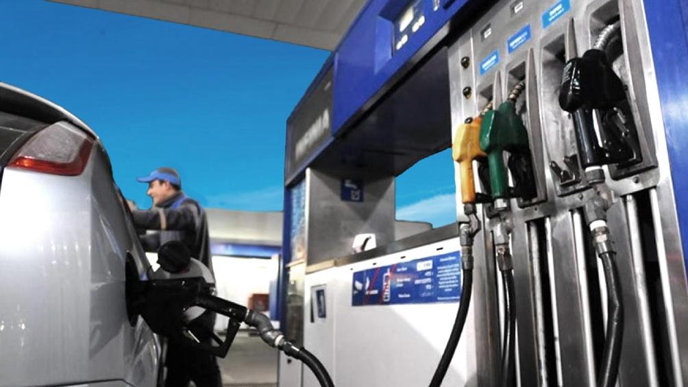 YPF aumentó los combustibles un 3,5% promedio