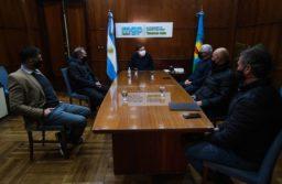 El Municipio y el Consorcio Portuario firmaron un acuerdo de cooperación recíproca