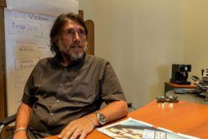 """Pablo Baldini: """"Tenemos que aceptar nuestra realidad presente y futura"""""""