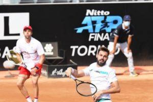 Horacio Zeballos finalista del Masters 1000 de Roma en dobles