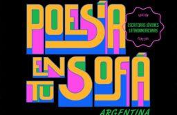 """Anuncian nueva edición del ciclo """"Poesía en tu sofá Argentina"""""""