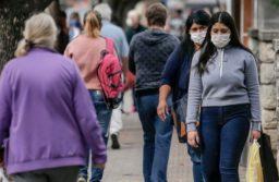 Argentina superó el millón de casos positivos de coronavirus