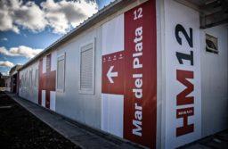Costa Atlántica: piden apurar construcción de otros tres hospitales modulares