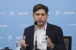 """Kicillof: """"Mar del Plata ya está recibiendo un trato especial"""""""