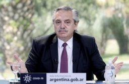"""Fernández aclaró que este tipo de conflictos son """"resueltos por los gobiernos provinciales"""""""