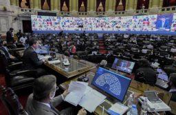Diputados trata el primer proyecto de Presupuesto del gobierno de Alberto Fernández
