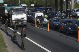 Los municipios de Junín, Lincoln, Bragado, Gral. Viamonte, Rivadavia y Trenque Lauquen retirarán los controles.