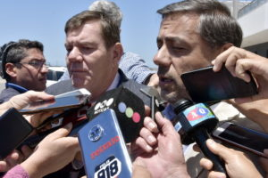 Allegados a Sergio Berni anuncian la renuncia de Oroquieta: no sería el único