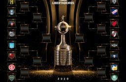 Libertadores: Boca y River tendrán rivales brasileños en octavos y sólo podrán cruzarse en la final