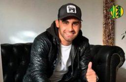 El delantero Jonathan Zacaría es la nueva cara de Aldosivi