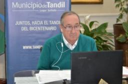 """Tandil en """"Estadío Rojo"""" y al borde del colapso sanitario"""