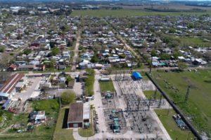 Millonaria inversión enobras de EDEA en distintos barrios de la ciudad