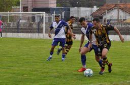 Alvarado volvió a probarse con Santamarina de Tandil