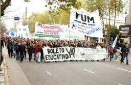 "Piden ""responsabilidad"" a la Municipalidad para implementar el boleto estudiantil"