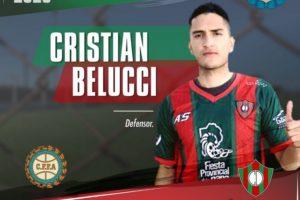 Cristian Belucci es el primer refuerzo de Círculo