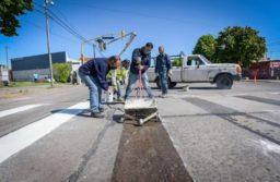 Una aplicación permitirá ver online los cortes de calle por tareas que realice el EMVIAL