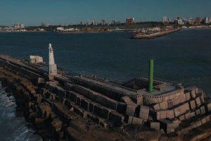"""Presentan """"Escollera Norte"""", el segundo capítulo de """"Mar del Plata al mundo"""""""