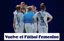 El fútbol femenino de Alvarado regresa a la actividad