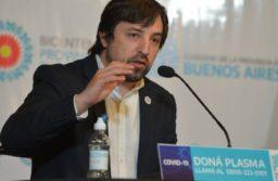 """""""Tandil, Olavarría y Azul"""" son el nuevo epicentro de casos, dijo Kreplak"""