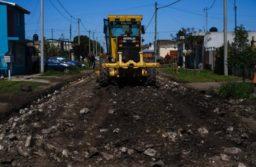 """Limpiaron un """"pantano"""" en el barrio Santa Paula"""