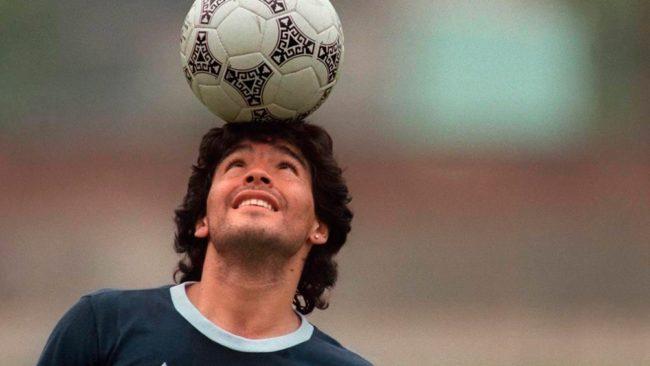 Conmoción mundial: Murió Diego Maradona