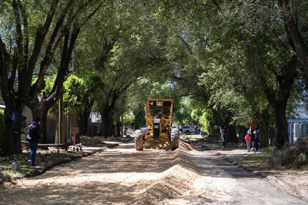 Se recuperaron más de 100 cuadras en barrio Belgrano