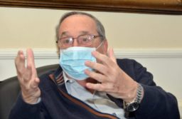 """Al virus lo vamos a vencer el primer semestre de 2022"", sostuvo Lunghi"