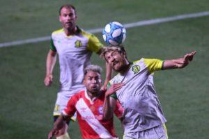 Joel Carli se pierde el enfrentamiento contra San Lorenzo