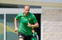 Aldosivi volvió al trabajo con buena cara luego del triunfo en La Plata