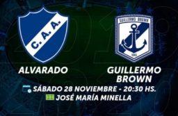 Alvarado prepara su regreso a la Primera Nacional