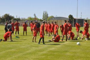 Círculo regresa a los entrenamientos con plantel definido
