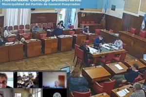 Comenzó el debate del presupuesto municipal 2021 con críticas de la oposición