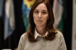 """Vidal: """"Es difícil gobernar desde La Plata"""""""