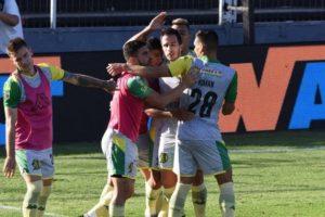 Aldosivi se trajo una victoria de Paraná